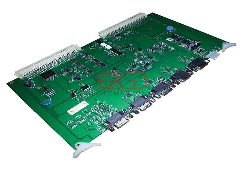 Techmation Cetvek Kartı 2154